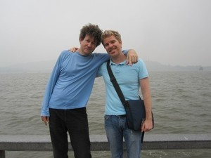 Brazzaville Duo представят музыкальные дневники путешественника в Крыму