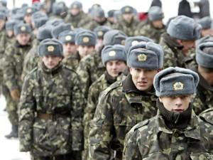 160 солдат из Севастополя приехали в Одессу