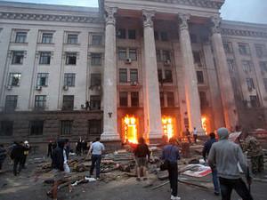 В Одессе действовала специально организованная преступная группа экстремистов: отчет МВД