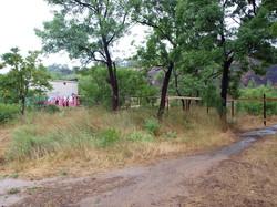 Парк Юбилейный – забор