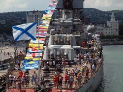 Последний совместный день флота Украины и России в 2013 году