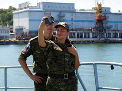 День флота на одесском морвокзале: как не надо организовывать экскурсии на корабли