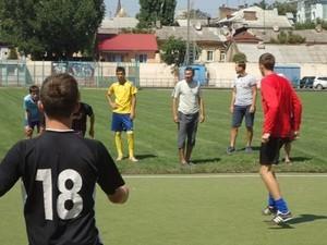 футбол одесса vs луганск