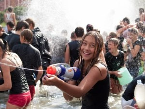 В День ВДВ одесситы устроят водную битву (ФОТО)