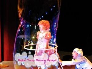 Шоу мыльных пузырей и пирожное на палочке: куда повести ребенка на выходных