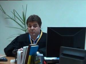 судья Погребной