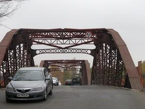 Горбатый мост в Одессе