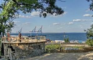 смотровая площадка в Одессе