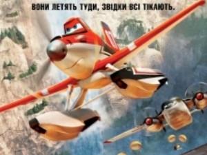 Огонь, спасатели и самолеты