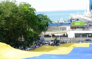 На Вышиванковом фестивале поднимут самый большой флаг Украины