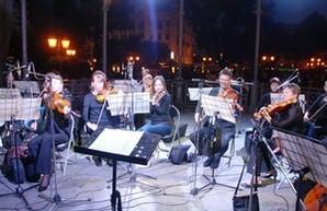Бабель и симфонический оркестр: в Горсаду пройдут концерты под открытым небом