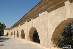 Карантинную стену в одесском парке Шевченко отреставрировали