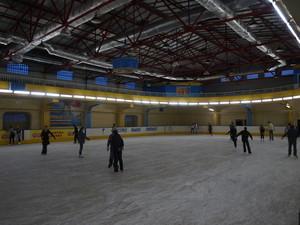 """Одесский каток """"Льдинка"""" начал ледовый сезон и отмечает 40-летие"""