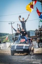 Одесским каскадерам-чемпионам не позволили поднять флаг Украины в Крыму