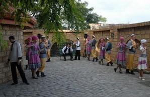 В Литературном музее открылся музей одесского дворика (ФОТО)