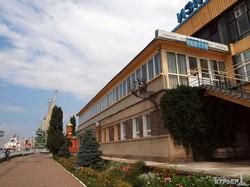 В Измаиле реконструируют здание морского вокзала (ФОТО)