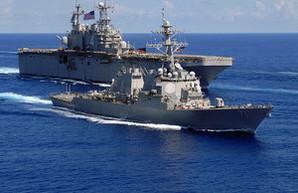 Военно-морские учения Украина - НАТО пройдут в открытом море, без захода в Одессу