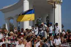 Ильичевск теперь с лестницей к морю - копией Потемкинской (ФОТОРЕПОРТАЖ)