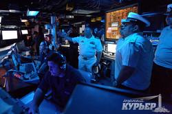 Учения «Си Бриз» открыты, а российский крейсер «Москва» ушел в Средиземное море (ФОТО)