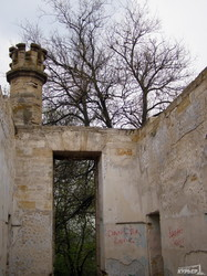Замок Курисов в Одесской области пойдет с молотка (ФОТО)