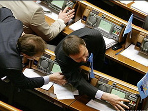 За себя и за того парня: одесские кнопкодавы бьют рекорды в Парламенте