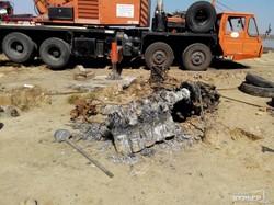 На дне Куяльницкого лимана нашли затонувшую 15 лет назад амфибию (ФОТО)