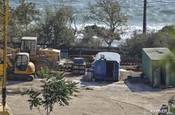 На приморских склонах в Одессе начали строительство трех высотных зданий (ФОТО)