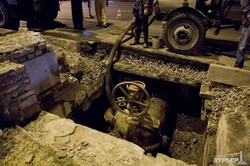 Авария и ремонт: как Одесса осталась без воды (ФОТО)
