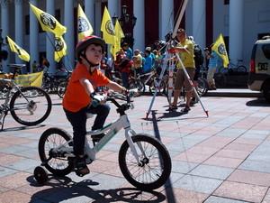 27 сентября станет самым велосипедным днем одесской осени