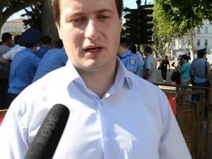 В Одессе стреляют в политиков