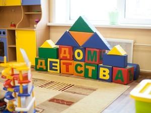 На поселке Котовского строят новый детский сад
