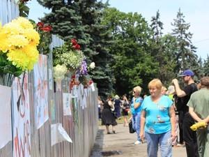 Пророссийски настроенные граждане в очередной раз собрались на Куликовом поле
