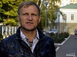 Олег Скрипка в Одессе посетил раненых в Военном госпитале (ФОТОРЕПОРТАЖ)
