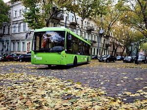 В Одессу пришла осень