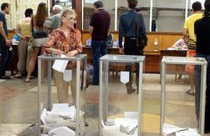 Малиновский район Одессы: избирателям выбирать не из кого