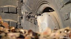 Взрыв на блокпосту на окраине Одессы (обновляется, фото)