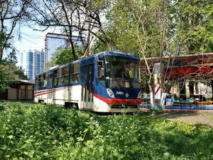 Трамвайное кольцо в Аркадии вернут на место (ФОТО)