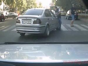 Найден человек, намеренно сбивший пешехода в Одессе