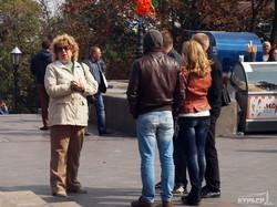 """В Одессе проводят экскурсии по """"Новороссии"""" (ФОТО)"""