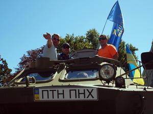 Фашизм не пройдет: «русских маршей» в Одессе не будет (ВИДЕО)