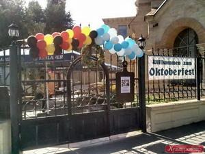 Октоберфест в Кирхе: как празднуют недели Германии в Одессе