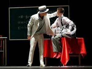 Трах-тибидох – новый мюзикл