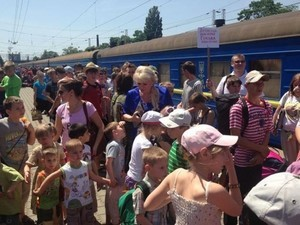"""""""В Одессе слишком много беженцев"""" - считают некоторые активисты"""