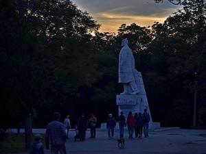 Одесский парк Ленинского комсомола накануне реконструкции (ФОТО)