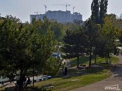 Парк Победы реконструируют (ФОТО)