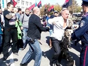 Установлены подозреваемые в нападении на Шуфрича в Одессе