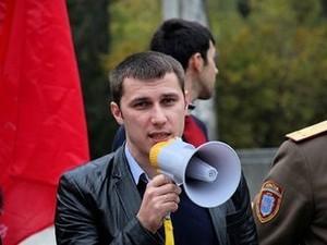 Антон Давидченко вышел на свободу за взятку