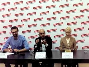 Найем, Лещенко и Залищук хотят новые правила в политике
