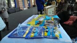Одесситы могут помочь поставить рекорд по вышиванию карты Украины (ФОТО)