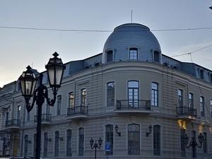 Дом в Воронцовском переулке стал на один этаж выше (ФОТО)